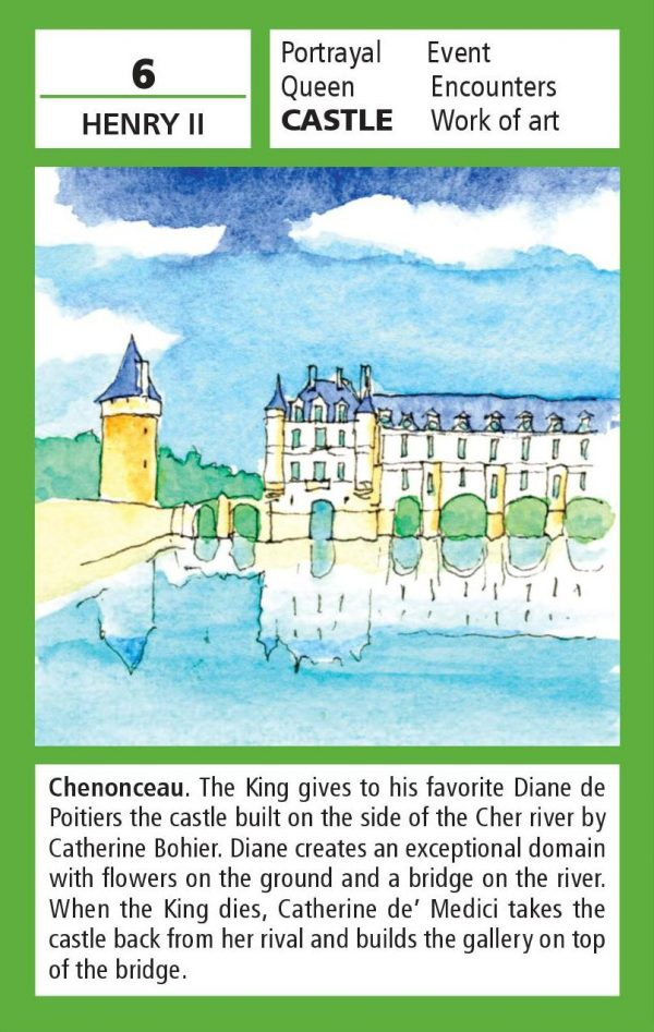 castles in the Loire Valley
